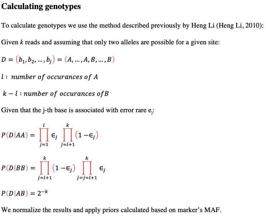 Conpair equations